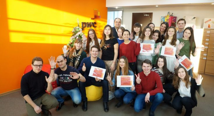 Junior club in PwC