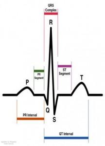 Вариабельность сердечного ритма - ECG